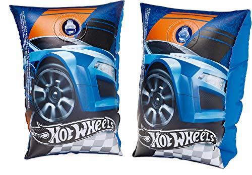 Boia de Braço Radical Hot Wheels Azul