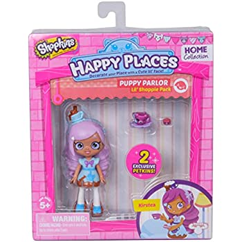 Happy Places Shopkins Doll Single Pack Kirste | Shopkin.Toys - Image 1