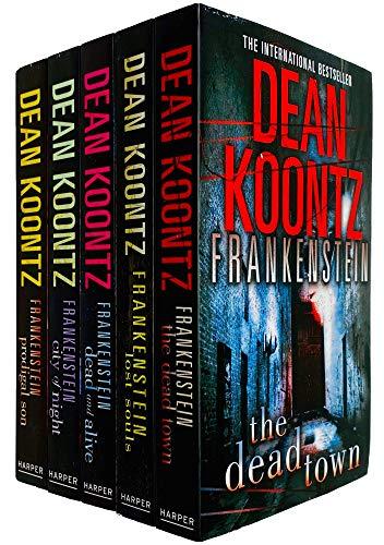 Frankenstein Series 5 Books Collection...