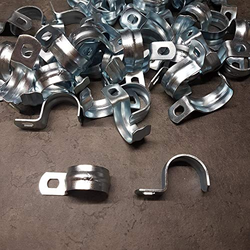 Leerrohr Metallschelle M 16 1 laschig 100 Stk