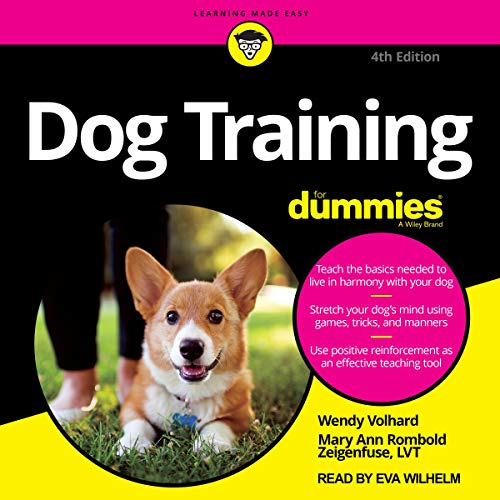 Dog Training for Dummies cover art