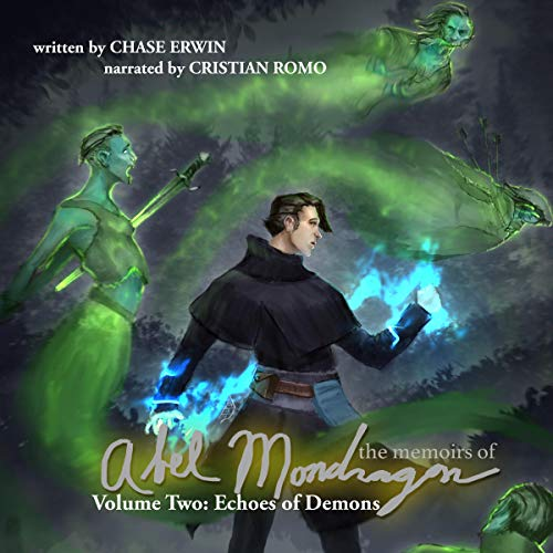 Echoes of Demons audiobook cover art