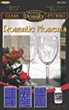 Run 'N' Etch Designer Stencils 5'X8' 3/Pkg-Romantic Moments, 144 Unità