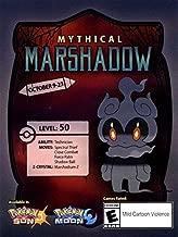 pokemon moon marshadow code