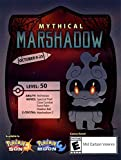 Gamestop Marshadow Code Pokemon Sun & Moon