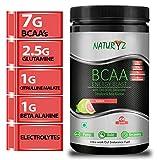 Naturyz Instantized BCAA Energy Blast with 7000 BCAA, Glutamine, Citrulline & Beta Alanine