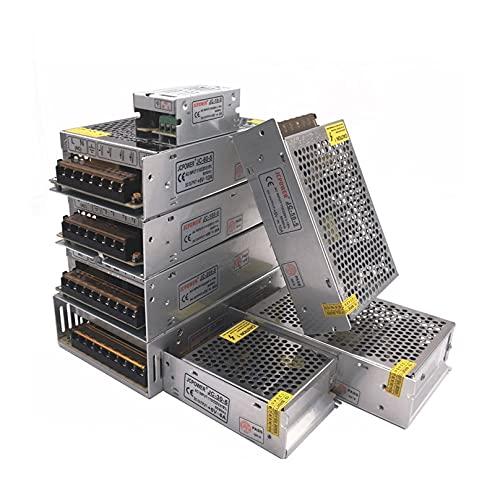 LZHAI® DC5V 2A / 3A / 4A / 5A / 6A / 8A / 10A / 12A / 15A / 20A / 30A / 40A / 60A Fuente De Alimentación Interruptor LED Fuente De Alimentación Transformador Constante De Corriente LED De Corriente