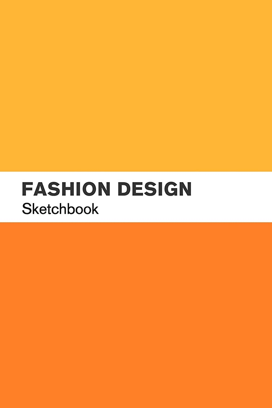 バリーくつろぎ飾るFashion Design Sketchbook: Fashion Sketch book with lightly drawn figure templates for Fashion Designers (Fashion Color)