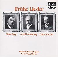 Berg/Schreker/Schoenberg