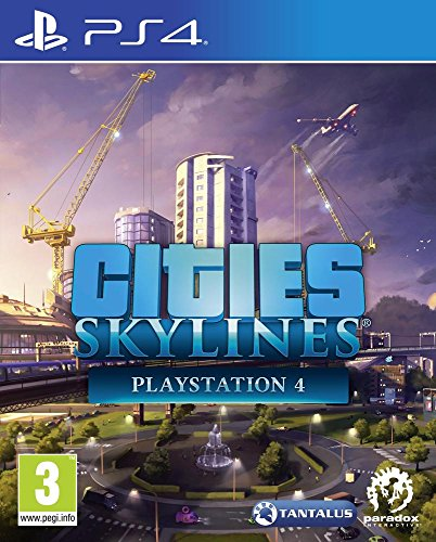 Le jeu PS4 Cities : Skylines