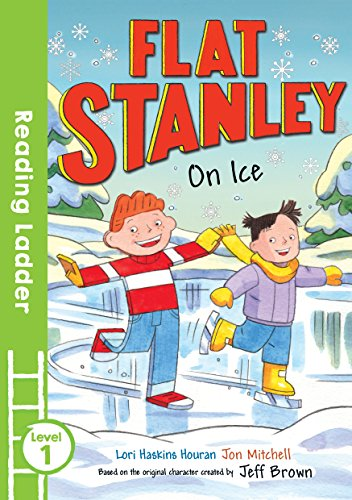 Haskins Houran, L: Flat Stanley On Ice