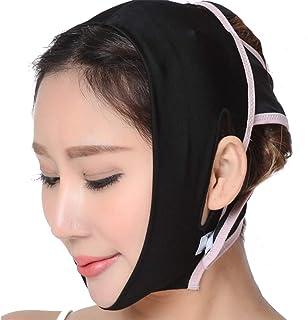 Dubbele kinverkleiner V Face Shaper Afslankende riem Wangband Neck Lift Up Bandage Anti-rimpelriem voor Gift Mom