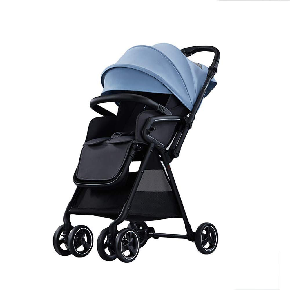 YRCBHJ Baby Pushchair Spring new work one after another Special price for a limited time Lightweight Portable Landscape Two-Wa High