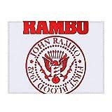 Rambo First Blood 1982 - Juego de mesa de comedor resistente al calor