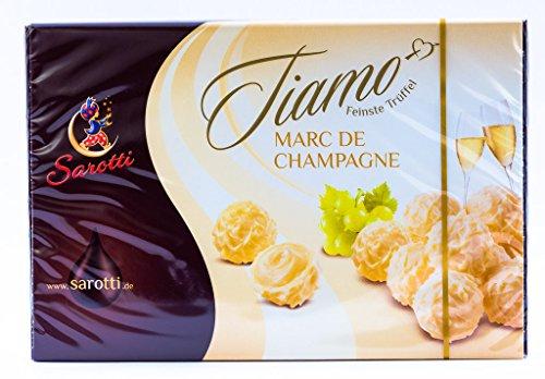 Sarotti Marc de Champagne Trüffel 125g