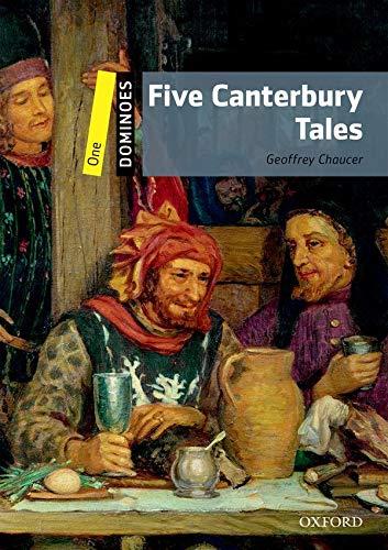 Five Canterbury tales. Dominoes. Livello 1. Con CD-ROM. Con Multi-ROM