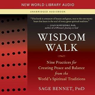 Couverture de Wisdom Walk