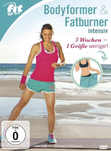 Fit for Fun - Bodyformer & Fatburner intensiv [Alemania] [DVD]