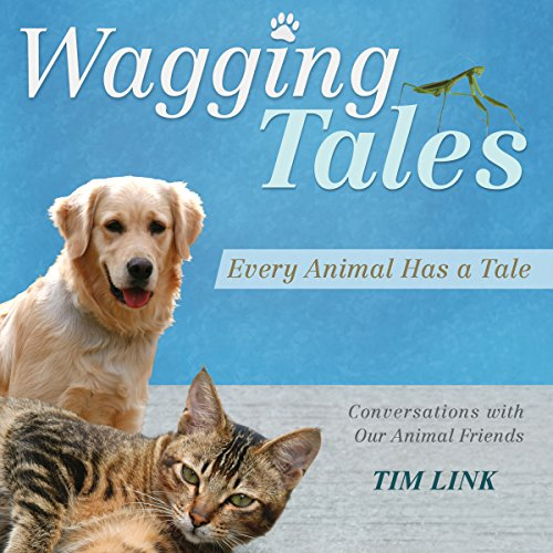 Wagging Tales audiobook cover art