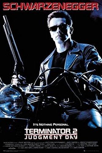 Terminator 2 - One Sheet Poster Drucken (60,96 x 91,44 cm)