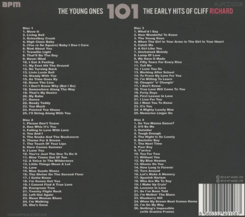 101 The Young Ones: The Early Hits of Cliff Richard