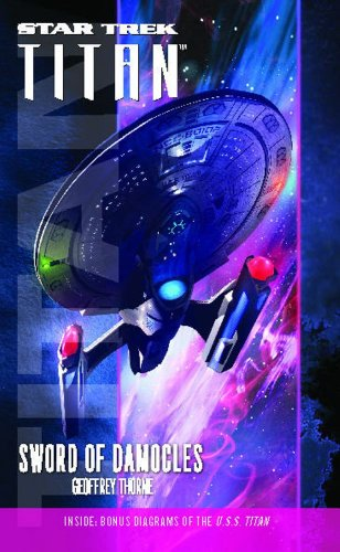 Star Trek: Titan #4: Sword of Damocles (Star Trek-Titan) (English Edition)