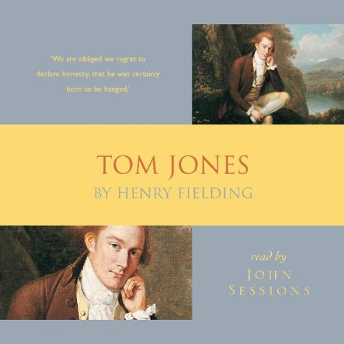 Tom Jones  By  cover art