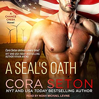 A SEAL's Oath     SEALs of Chance Creek, Book 1              De :                                                                                                                                 Cora Seton                               Lu par :                                                                                                                                 Noah Michael Levine                      Durée : 7 h et 43 min     Pas de notations     Global 0,0