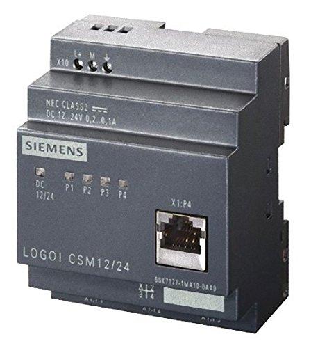 Siemens SIMATIC NET Kompaktes Switch Modul Verbindung Logo 0BA7/0BA8 RJ45