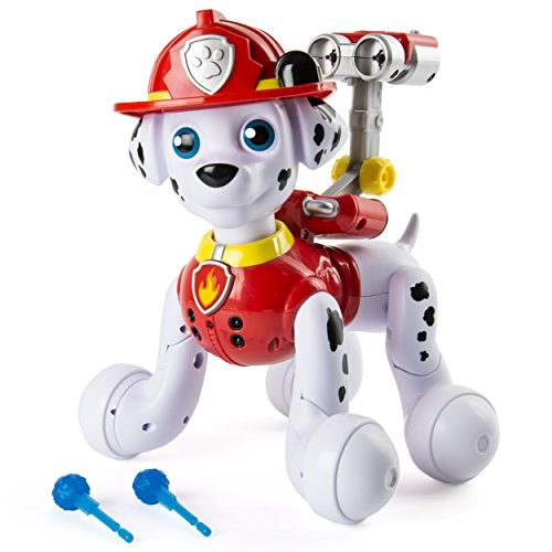 Paw Patrol, Zoomer Marshall, Interactive Pup with Missions,...
