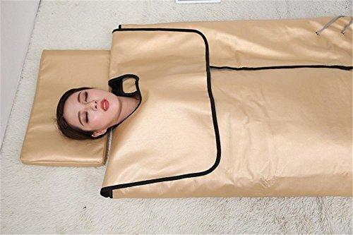 Stein Negative Ionen Physiotherapie Gesundheit Khan Dampfer Decke, Entgiftung Schönheit Gewicht Verlieren Lipolyse Sauna Pad