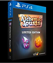 Alchemic Jousts PlayStation 4 by Eastasiasoft