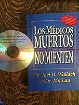 Los Medicos Muertos No Mienten ( Dead Doctors Dont lie in Spanish Espanol ) plus Audio CD Doctores Muertos No Mienten