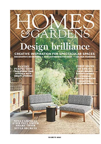 Homes & Gardens: Creative Inspiration For Spectacular Spaces