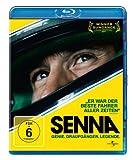 Bluray Doku Charts Platz 7: Senna - Genie, Draufgänger, Legende [Blu-ray]