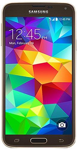 Samsung Galaxy S5 LTE+ gold
