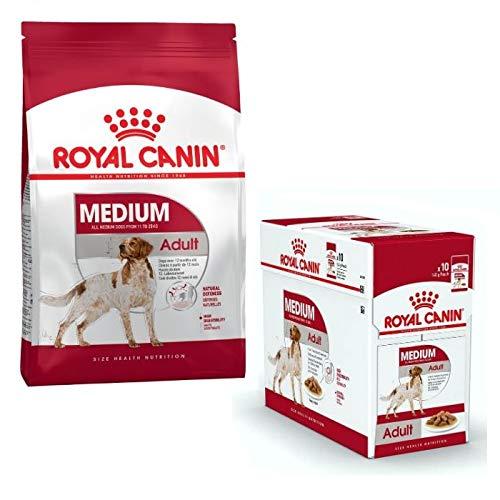 Medium Adult 4g Wet Medium Adult 10 x 140g Gastrointestinal Support Digest Sensitive Enriched Premium Selected Ingredients Rich Antioxidant Strong Immunity With Prebiotics