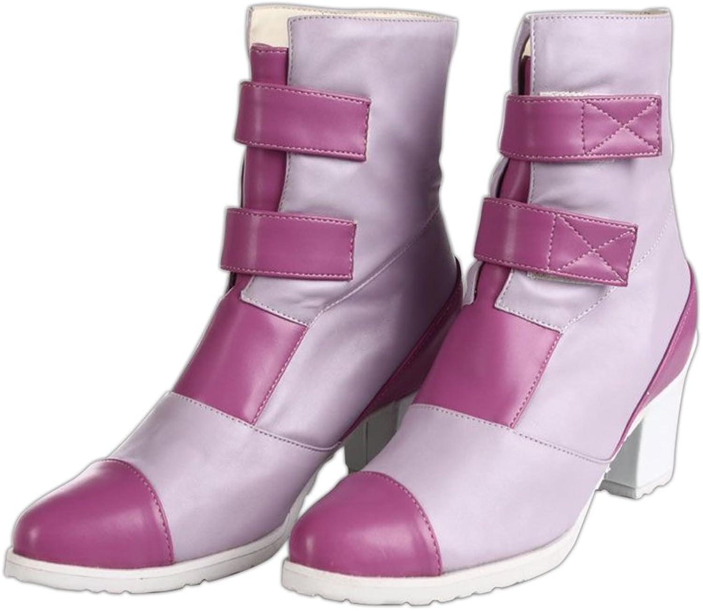 conveniente Final Fantasy Fantasy Fantasy CosJugar Zapato Serah Wohombres Talla EU 43  tienda en linea