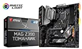 MSI MAG Z390 TOMAHAWK - Placa base Arsenal (LGA 1151, 3 x PCI-E x16, M.2 Shield FROZR,...