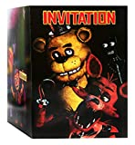 Five Nights at Freddy's Invitations w/ Envelopes (8ct)