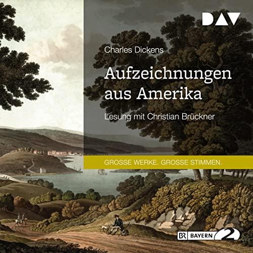 Aufzeichnungen aus Amerika Titelbild