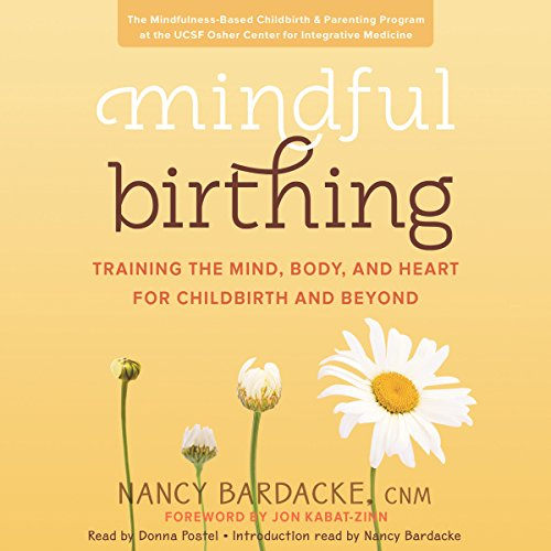 Mindful Birthing     Training the Mind, Body, and Heart for Childbirth and Beyond              Auteur(s):                                                                                                                                 Nancy Bardacke                               Narrateur(s):                                                                                                                                 Nancy Bardacke,                                                                                        Donna Postel                      Durée: 15 h et 39 min     5 évaluations     Au global 3,6