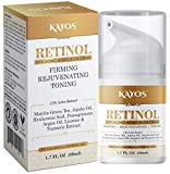 Retinol Eye Creams Review and Comparison