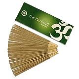 Om Patchouli Masala Incense 100 gram pack – Incense Sticks – Growth – Love – Balance – Attraction – Fair Trade - Abundance - Money