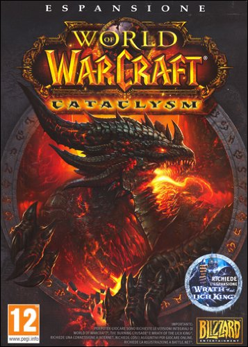 GIOCO PC WOW CATACLYSM