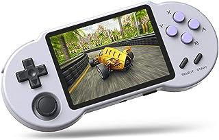 YEKKU Consola de juegos de mano, S30 pantalla IPS de 3,5 pulgadas, consola de videojuegos retro portátil, chip A33 de gama...