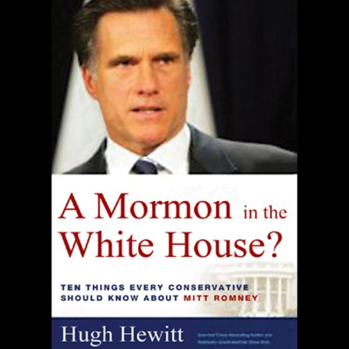 A Mormon in the White House? cover art