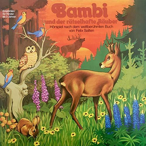 Bambi und der rätselhafte Räuber Titelbild