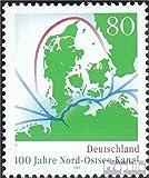 BRD (BR.Deutschland) 1802 (kompl.Ausg.) postfrisch 1995 100 Jahre Nord-Ostsee-Kanal (Briefmarken für Sammler)