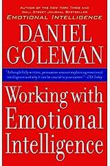 Working With Emotional Intelligence (English Edition) eBook Kindle